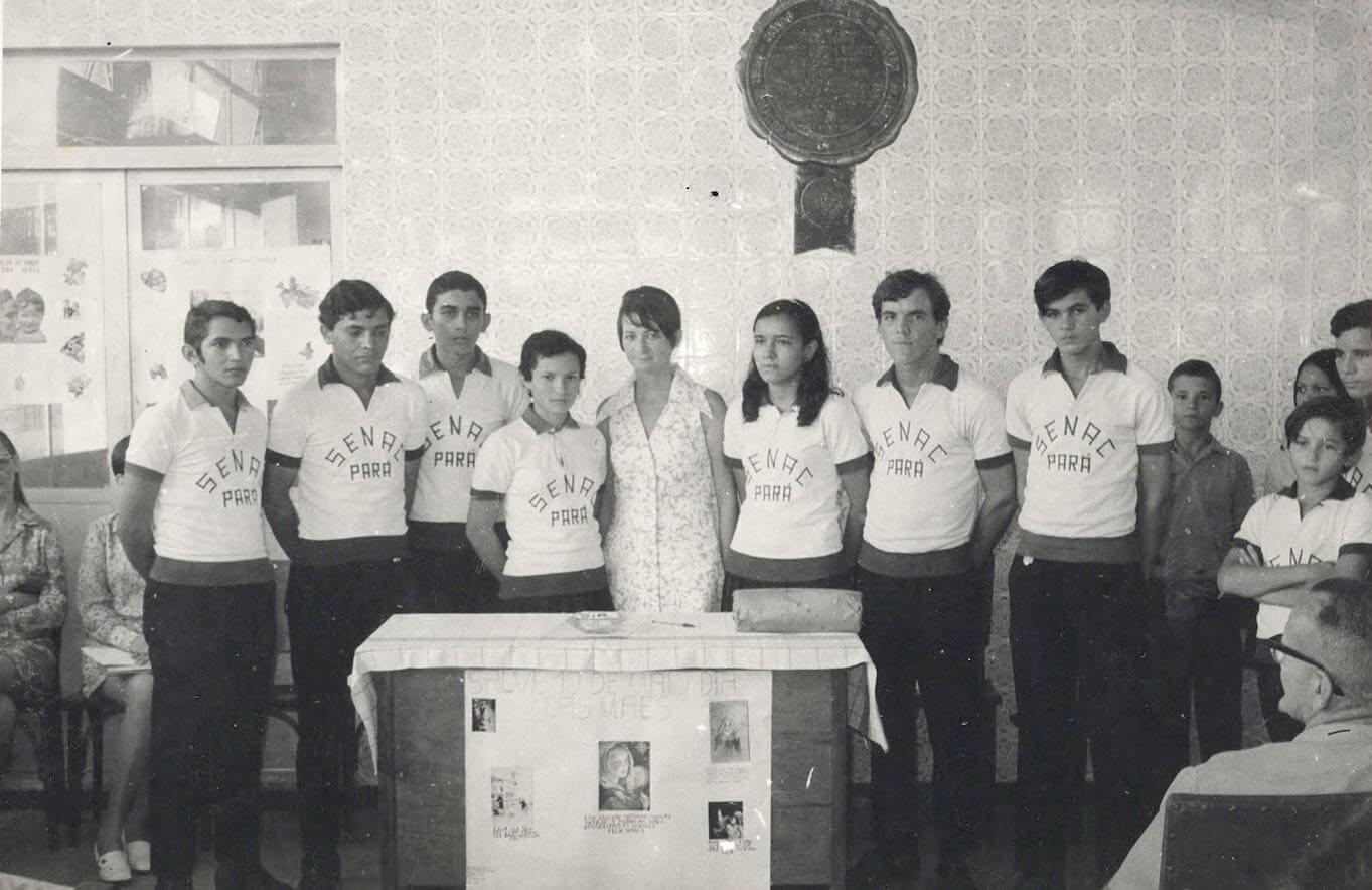1947 - Chegada ao Pará