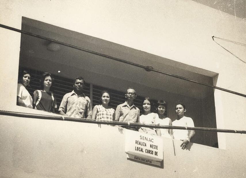 1950 / 1960 - Décadas de instalação