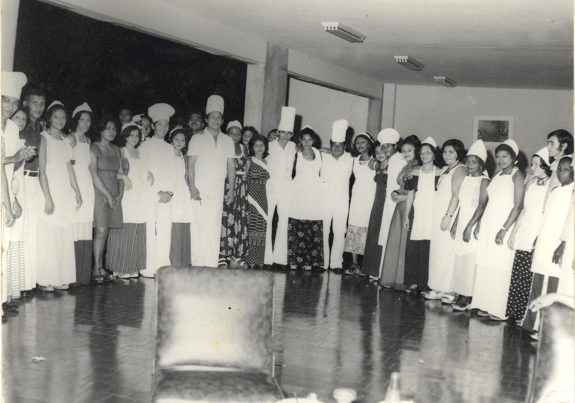 1970 / 1980 - Centros de Educação Profissional