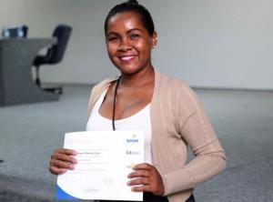 Fundo Ver-o-Sol e Senac certificam mais de 300 concluintes do 1º semestre