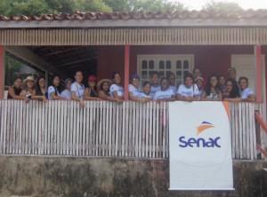 Senac qualificou mais de 200 profissionais em polos turísticos do Pará.