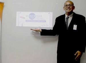Instrutor do Senac/PA apresenta trabalho em evento virtual